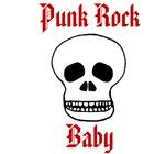 Punk Rock Baby - Skull