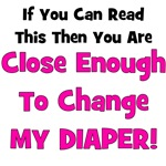 Change My Diaper! Pink