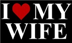 I love my wife!