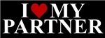 I Love My Partner (heart)
