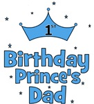 1st Birthday Prince's Dad!
