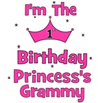 1st Birthday Princess's Grammy!
