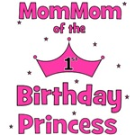 1st Birthday Princess's MomMom!