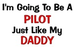 Pilot Daddy Profession