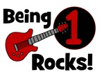 Being 1 Rocks! Guitar