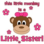 Little Monkey Is Little Sister!