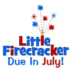Expecting A Little Firecracker in July.
