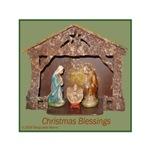 Christmas Blessings, Little Creche