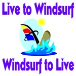 Live to Windsurf