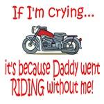 Biker Baby Cry...DAD