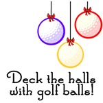GolfChick Deck the Halls