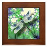 Dragonfly Art Tiles,Coasters & Boxes (18 Designs)
