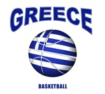 Greece basketball t-shirts