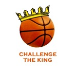 King Basketball tee shirts