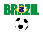 Brazil Futebol t-Shirts