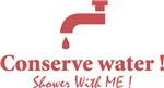 conserve water t-shirts