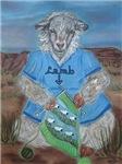 Spring Lamb A'Coming
