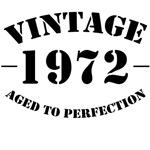 vintage 1972 birthday