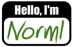 Hello, I'm Norml