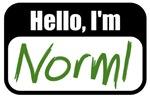 Hello, I'm Norml