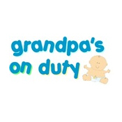 grandpa's on duty