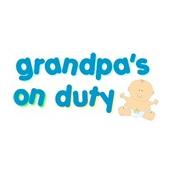 grandpa's on duty