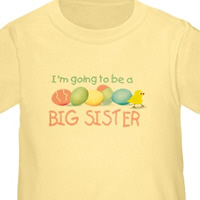 front only easter egg big sister