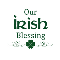 irish blessing no arrow