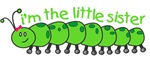 i'm the little sister caterpillar