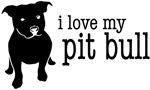 Love My Pit Bull