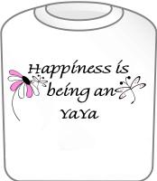 Happiness Is  YaYa