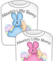 Abuelo's Little Bunny Boy