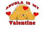 Abuela My Valentine T-Shirt