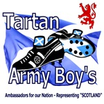 Scotland football men