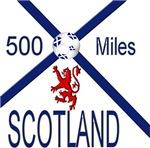 Scotland 500 miles football