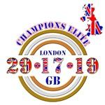Champions Elite GB Athletes