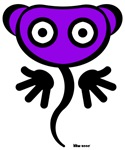 Purple Freaky Cute