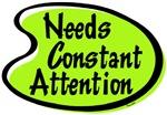 NEEDS ATTENTION