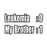 My Brother Beat Leukemia