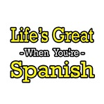 Gifts and Apparel for Spanish Friends/Family