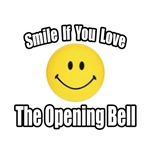 Smile...Opening Bell