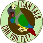I Can Talk, Can You Fly