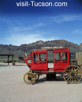Old Tucson Stage Lines