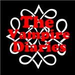 The Vampire Diaries Scroll