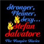 Sexy Stefan blue/red