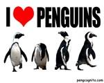 I (heart) penguins