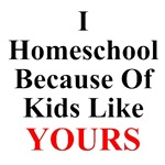 Homeschool Cause Of Kids Like Yours