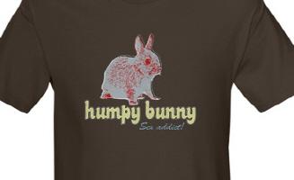 HUMPY BUNNY- sex addict!