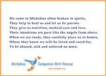 Mickaboo Poem, 2013