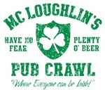 McLoughlin's Irish Pub Crawl
